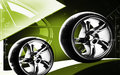 Alloy wheel Stock Photos