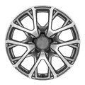 Alloy wheel for a car Royalty Free Stock Photo