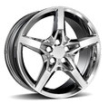 Alloy Wheel Rim Royalty Free Stock Photo