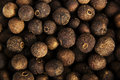 Allspice for background or wallpaper Royalty Free Stock Image