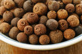 Allspice pepper jamaica pepper all spice Royalty Free Stock Images