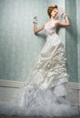 Alluring Bride Royalty Free Stock Photography