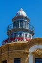 Almeria famous building