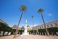 Almeria in Spain Royalty Free Stock Photo