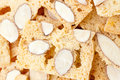 Almond biscotti cookies II Stock Photos