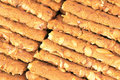 Almond cookies Royalty Free Stock Photo
