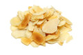 Almond Flakes Royalty Free Stock Photo