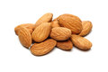 Almond Groups Royalty Free Stock Photo