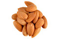 Royalty Free Stock Photography Almonds