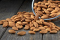 Almonds Almond Nuts Food Royalty Free Stock Photo