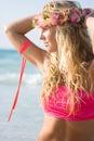 Aloha Hawaii Royalty Free Stock Photo