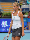 Alona  Bondarenko (UKR) at the China Open 2009 Stock Photos
