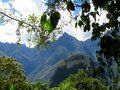 Along the Inca Trail Royalty Free Stock Photo