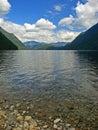 Alouette Lake, BC, Canada Stock Photography
