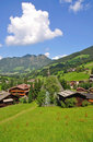 Alpbach Valley,Tirol,Austria Royalty Free Stock Photos