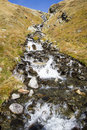 Alpine brook a in tyrol austria Stock Photo