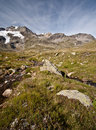 Alpine landscape Royalty Free Stock Images