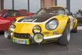 Alpine Renault A 110 Stock Image