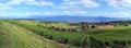 Alps mountain and Geneva lake, Switzerland Royalty Free Stock Photo