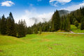 Alps in Slovenia Royalty Free Stock Images