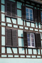 Alsace's house Royalty Free Stock Photography