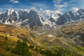Altai mountains mountain lake russia siberia chuya ridge Royalty Free Stock Photography