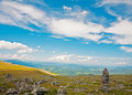 Altai in  summer Royalty Free Stock Images