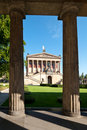 Alte Nationalgalerie Berlin Royalty Free Stock Photography