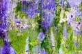 Alte weather-beaten Wand mit Form Lizenzfreie Stockfotografie