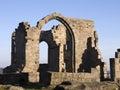 Altenstein教堂废墟 免版税库存照片
