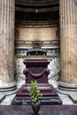 Alter in the Pantheon Royalty Free Stock Images
