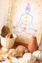 Alternatywna terapia Fotografia Royalty Free