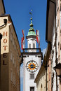Altes Rathaus (Old Town Hall) Stock Photography