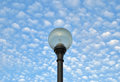 Altocumulus Stock Photo
