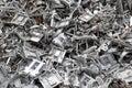 Aluminium Royalty Free Stock Photos