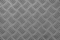 Aluminium Floor Royalty Free Stock Photography
