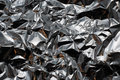 Aluminium foil texture Royalty Free Stock Photo