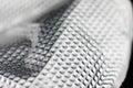 Aluminium Tile Background