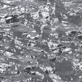 Aluminum foil tiled possible Stock Images