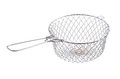 Aluminum sieve or colander Stock Photography