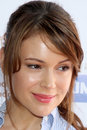 Alyssa Milano Royalty Free Stock Photography