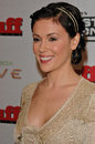 Alyssa milano at tom clancy s ghost recon launch party to benefit armed forces foundation at the house of blues west hollywood ca Stock Image