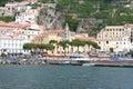Amalfi. Royalty Free Stock Photo
