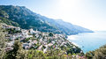 Amalfi-coast Stock Photo