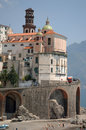 Amalfi Coast, Italy Royalty Free Stock Photography