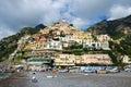 Amalfi Coast, Positano Royalty Free Stock Photography
