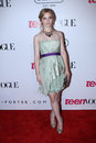 Amanda bauer at the th annual teen vogue young hollywood party paramount studios hollywood ca Stock Images