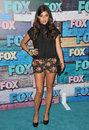 Amanda setton the mindy project star at the fox summer all star party in west hollywood july los angeles ca picture paul smith Stock Image