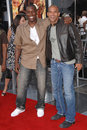 Amaury Nolasco,  Tyrese Gibson Stock Photography