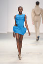 Amaya Arzuaga - Paris Fashion Week Stock Photography